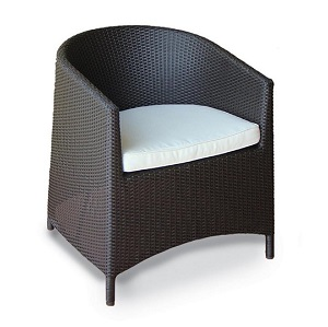 ALE101 - Alesia Wicker Armchair