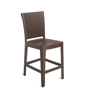 ARI402 - Aria Wicker Counter Stool