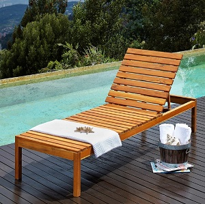 CALI COLLECTION - Cali Teak Wood Deep Seating Collection