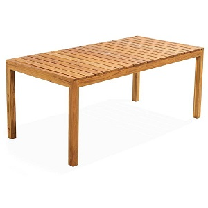 CAL306 - Cali Rectangular Dining Table