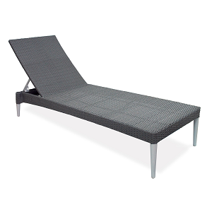 CAN201 - Cancun Wicker Chaise Lounge