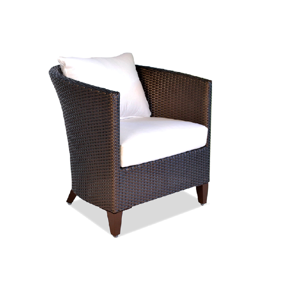 Corona Wicker Armchair