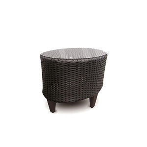 CNA501 - Corona Wicker Side Table