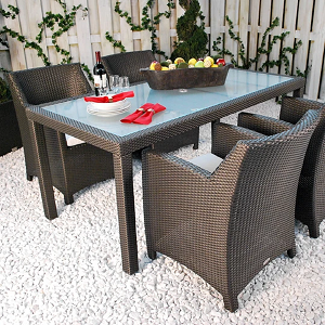 DANA COLLECTION - Dana Wicker Deep Seating Collection