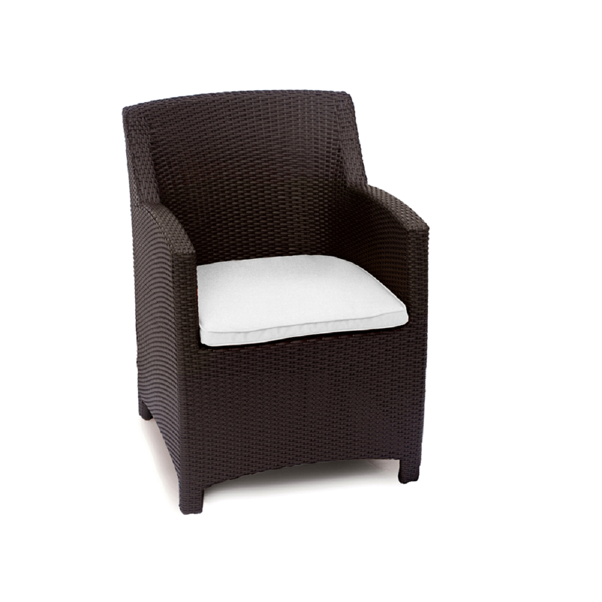 Dana Wicker Armchair