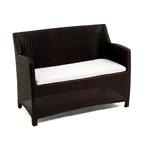 DAN102 - Dana Wicker Loveseat