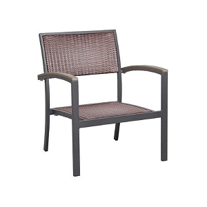 DOM101 - Dominica Wicker Armchair