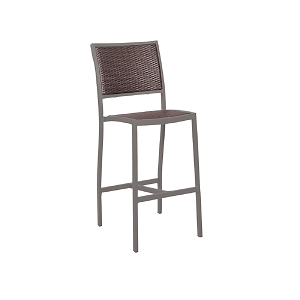 DOM401 - Dominica Wicker Barstool