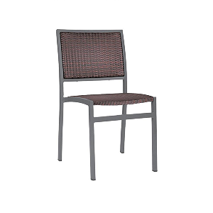 DOM301 - Dominica Wicker Dining Chair