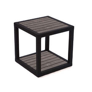 MGT501 - Margarita Side Table with Faux Wood Top