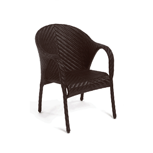 PLA302 - Plantation Wicker Dining Chair
