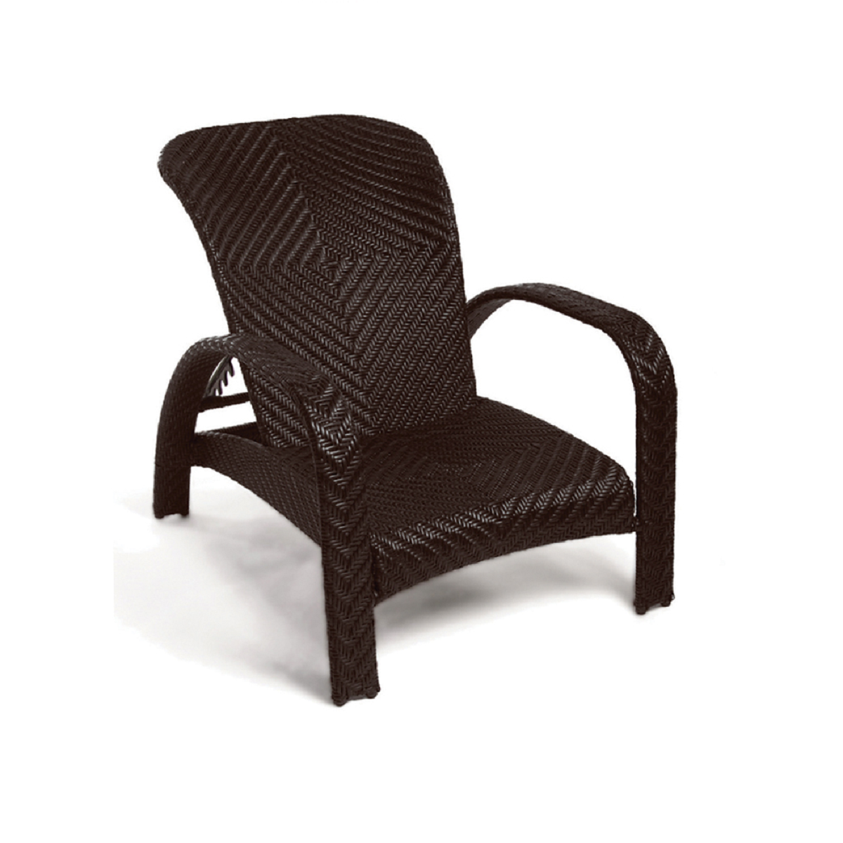 Plantation Wicker Leisure Chair