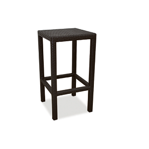SOH401 - Soho Wicker Bar Stool
