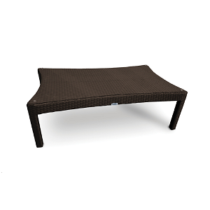 SBE502 - South Beach Wicker Coffee Table