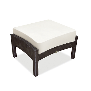 SBE104 - South Beach Wicker Ottoman
