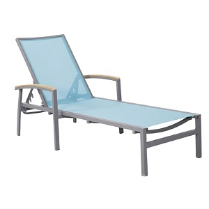 SLU212 - Saint Lucia Chaise Lounge