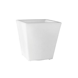 SPL903 - Splendour Small Square Pot