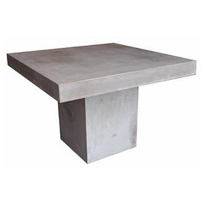 "URB307 - Urban Series 43"" Square Dining Table"