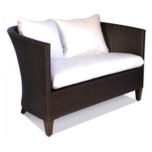 CNA102 - Corona Wicker Loveseat