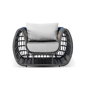 Nest Wicker Arm Chair