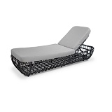 NES201 - Nest Wicker Chaise Lounge