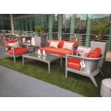 SOUTH BEACH RESIN WICKER DEEP SEATING COLLECTION - South Beach Wicker - Deep Seating Collection