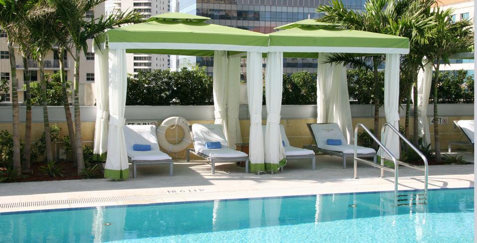 Atlantis Pavilion Standard Pool And Patio Cabana