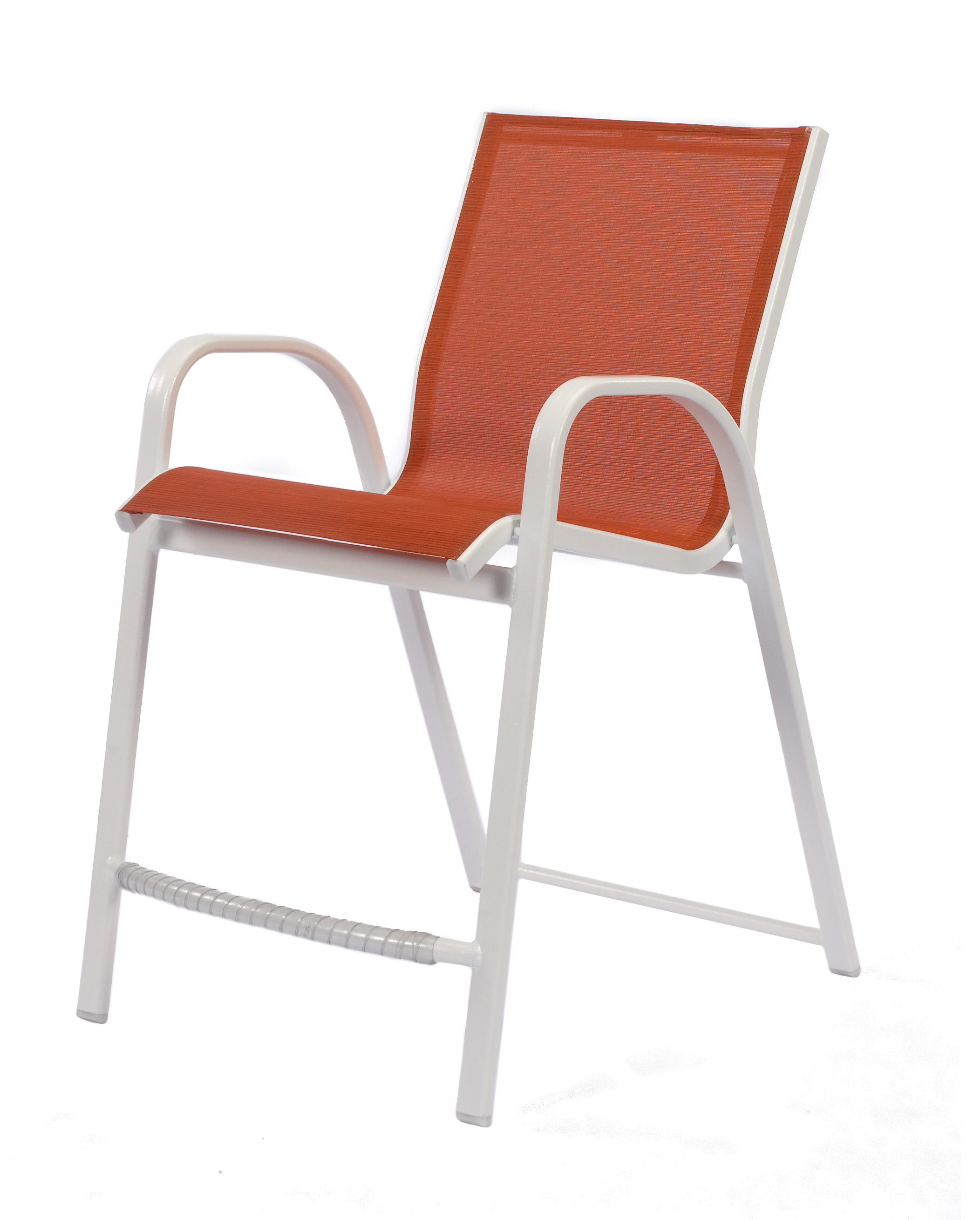 Windward Aluminum Seabreeze Sling Balcony Chair