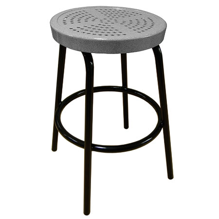 Beau Perforated Bar Stool. More Images