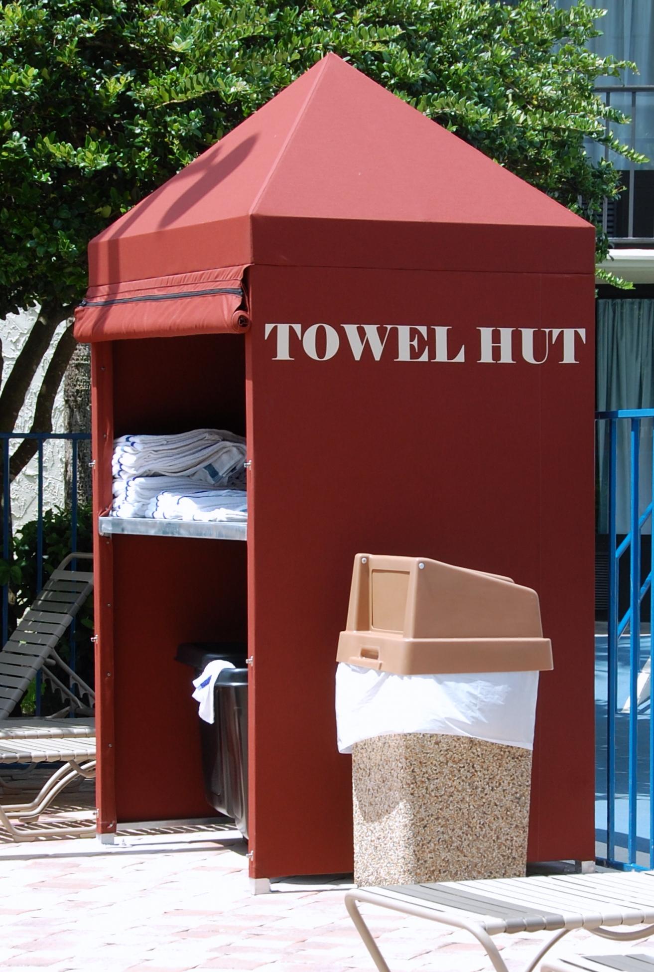 Towel Cabana Hut Et Amp T Distributors