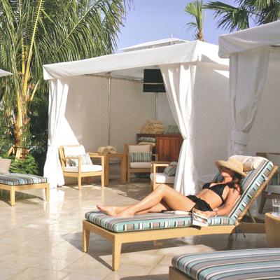 Awesome Atlantis Pavilion Standard Pool And Patio Cabana Mercial Use