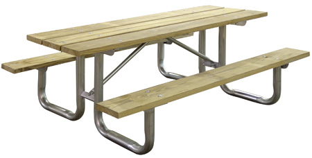 more images - Picnic Table Kit