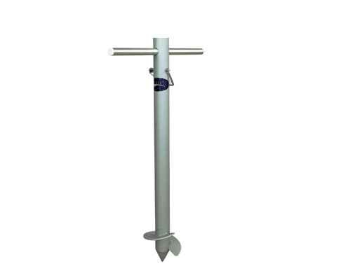 Aluminum Sand Anchor W Stainless Steel Hitch Pin Et Amp T
