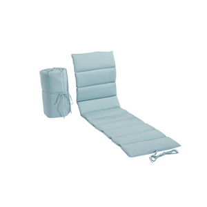 Windward Add A Pad WIth Hood for Chaise Lounges Available in 23 in.x 77 in. or  23 inch x 80 inch