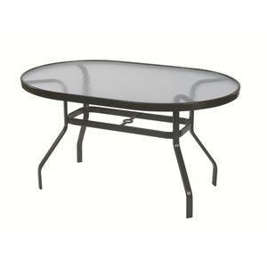 And Inch Oval Dining Table Acrylic ETT Distributors - 36 inch oval dining table