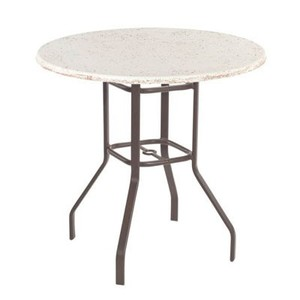 30, 36 and 42 in. Bar Dining Tables - Faux Stone