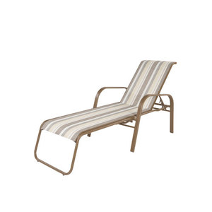 Anna Maria Aluminum Sling Chaise Lounge