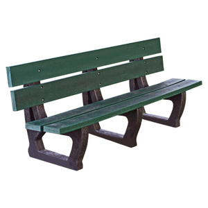 Petrie Recycled Plastic Park Bench Et T Distributors