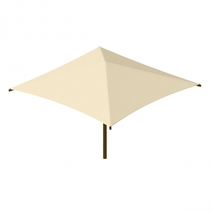 Square Umbrella: Single Column