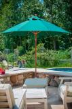 845FM-FF - Monterey Octagon Market Pulley Umbrella