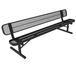 BRT04-A-18-000-MYT - Rectangular Bench