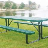 TRT04-A-01-000-MYT - Rectangular Portable Picnic Table