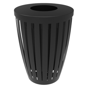 RDW32-I-01-000-MYT - Downtown Trash Receptacle