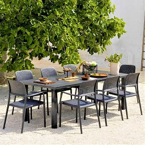 BORCLIRIOCOMBO - Bora Outdoor Seating Collection