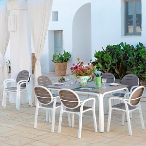 PALMACOMBO - Palma Outdoor Seating Collection