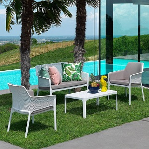 NETCOLLECTION - Net Outdoor Seating Collection