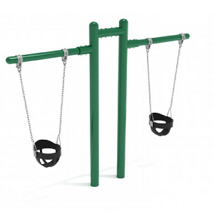 PSW019WSPB (PE) - 7' Elite T Swing-2 Cantilevers