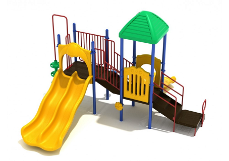AKP-019KLB-PE - 1 Granite Manor  Playground
