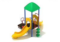 AKP-001KLB-PE - 1 Cher Playground - Quick Ship if in stock