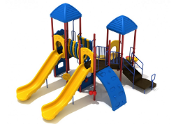 AKP-008KLB-PE - 1 Ditch Plains  Playground